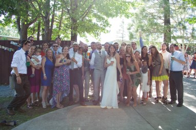 Brooke and Bill's Wedding