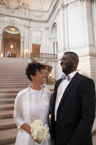 Jaques and Maya's San Francisco Wedding