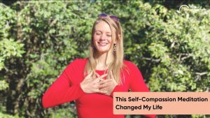 Self compassion meditation
