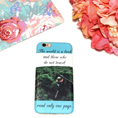 Personalized iPhone Case + Giveaway!