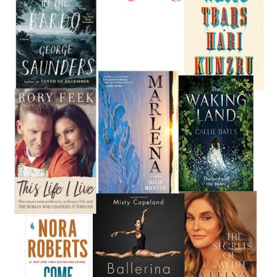 Top 8 Books To Read This Spring