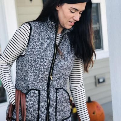 3 Ways To Style A Vest Part 2
