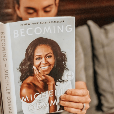March Book Club: Becoming