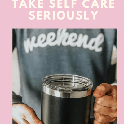 4 Reasons Why You Need To Take Care Seriously