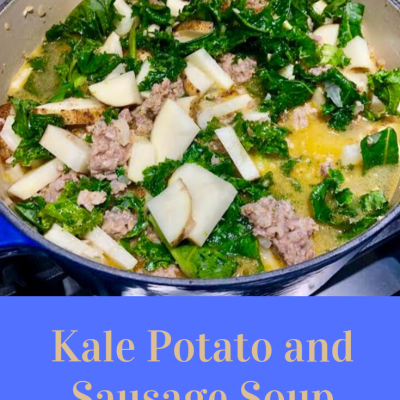 Kale Potato and Sausage Soup