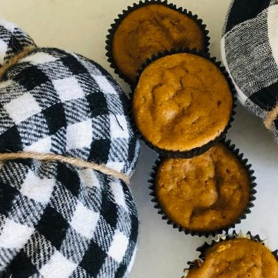 Pumpkin Spice Muffins ( And 5 Ingredients )
