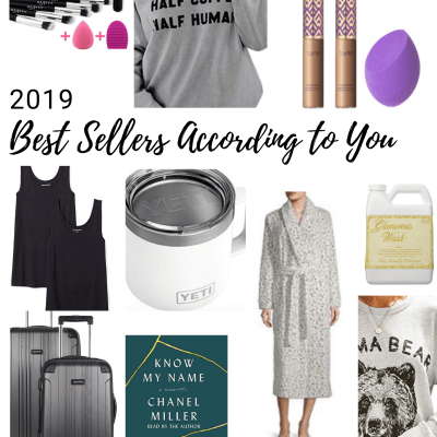 Your Top Best Sellers of 2019