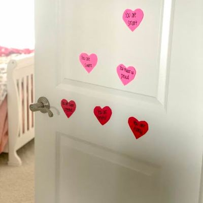 DIY Valentine's Day Messages For Your Kids