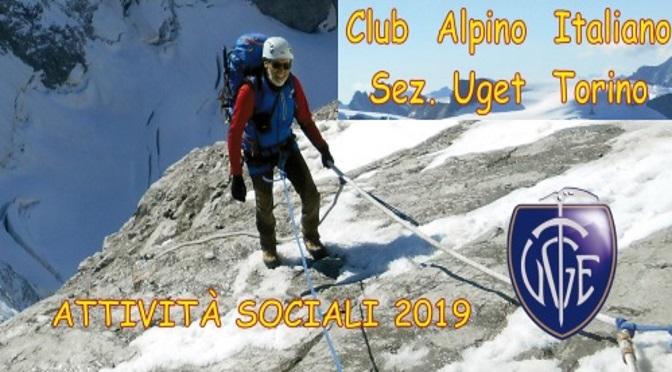 Attività Sociali 2019