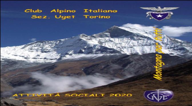 Montagne per Tutti!!! Attività Cai Uget Torino 2020