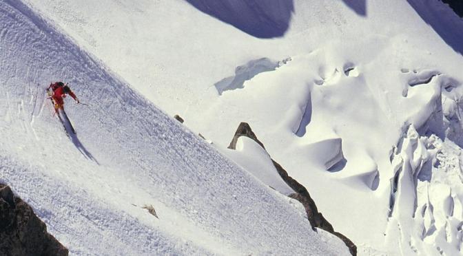 lo, Jean Marc Boivin velocista del Monte Bianco