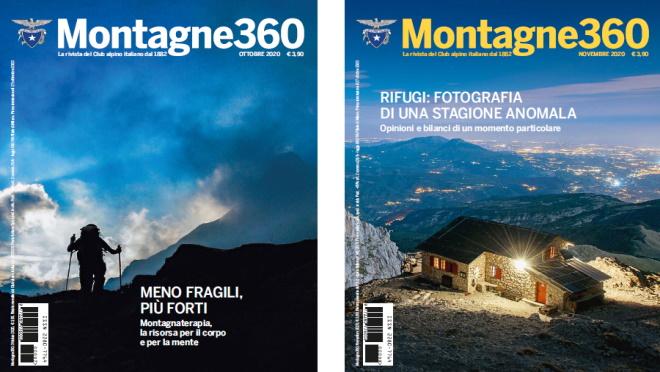 """""""MONTAGNE360"""" – OTTOBRE/NOVEMBRE 2020"""