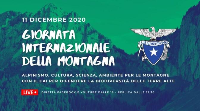 Giornata Internazionale della Montagna 2020