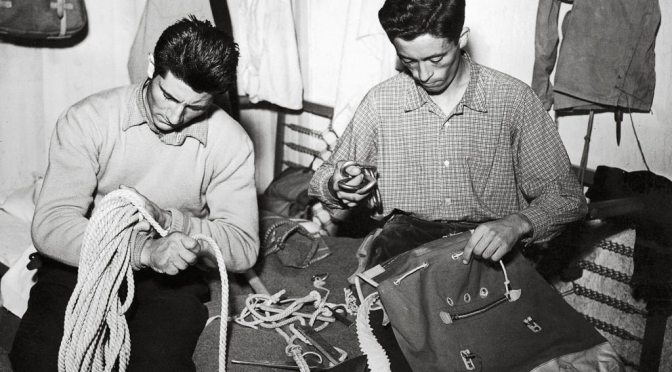 1951 – 2021: i settant'anni della Bonatti-Ghigo al Grand Capucin