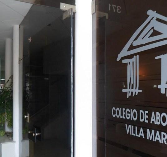 Visitamos el Colegio de Abogados de Villa María