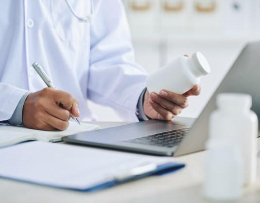 Recetas y órdenes de medicamentos