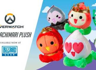 overwatch-new-pachimari-plush-adorable gear blizzard store