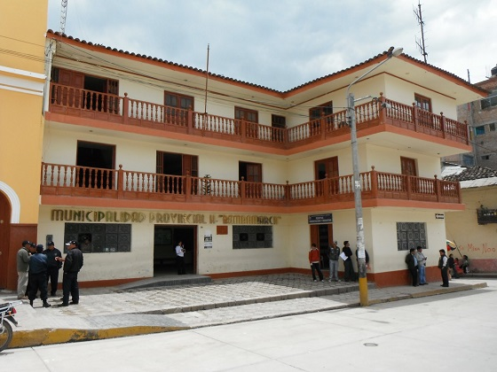 Municipalidad de Bambamarca