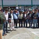 GRC ratifica continuidad del proyecto de agua y desagüe para 120 caseríos