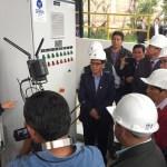 Infraestructura moderna para abastecer de más agua a Cajamarca