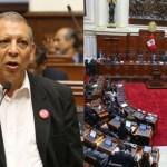 Marco Arana: «Frente Amplio no va a dar el voto de confianza»