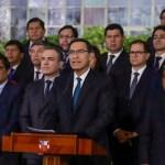 Vizcarra confirmó pedido de cuestión de confianza: «Congreso hizo un descarado blindaje»