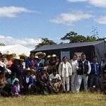 Ministerio de Salud, Municipalidad y ATM capacitan en saneamiento básico a damnificados de Huayllabamba