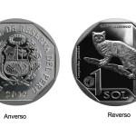 BCR pone en circulación moneda de S/ 1 alusiva al gato andino