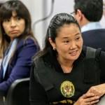 Keiko Fujimori podría quedar libre