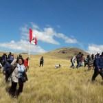 Ambientalistas celebran aniversario de la defensa del cerro Quilish