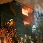 Niño de 5 años fallece en incendio tras quedar encerrado en su vivienda