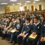 Alac | Yanacocha organiza feria de orientación vocacional