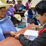 Más de 16 mil miembros del programa Juntos cuentan con SIS