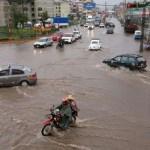 Senamhi advierte que lluvias continuarán hasta este lunes