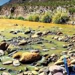 Río Coralaque es declarado en emergencia por agua contaminada