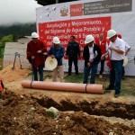 Más de S/ 5 millones para ampliar cobertura de agua potable en Celendín