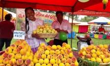Foto de <Promoverán cultivo y comercialización de durazno, pera y otros