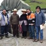 Gold Fields implementa mejoras al el sistema de agua potable de Coymolache Bajo