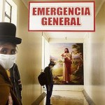 Regiones se quedan sin médicos y el virus avanza