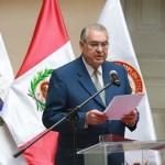 Allan Wagner jurará esta tarde como nuevo ministro de Relaciones Exteriores.