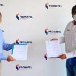Instalarán internet de alta velocidad en 1,210 localidades rurales de Cajamarca