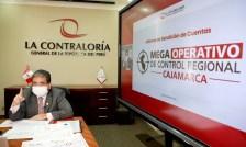 Foto de <Contraloría identificó más de S/ 40 millones de perjuicio en Mega Operativo de Control en Cajamarca