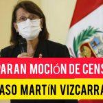Preparan moción de censura contra la ministra Mazzetti por caso Vizcarra