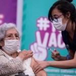 Chile supera el millón de personas vacunadas contra la covid-19