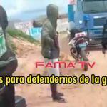 Venezolanos amenazan con cuchillo a chofer de tráiler para que los lleve en Puno