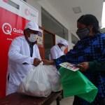 Supervisan distribución de alimentos de Qali Warma en Cajamarca