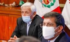 Foto de <Ministro González Toro anuncia una reorganización en el MINEM