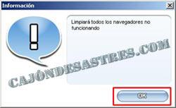 limpiar rastros navegadores con ad aware