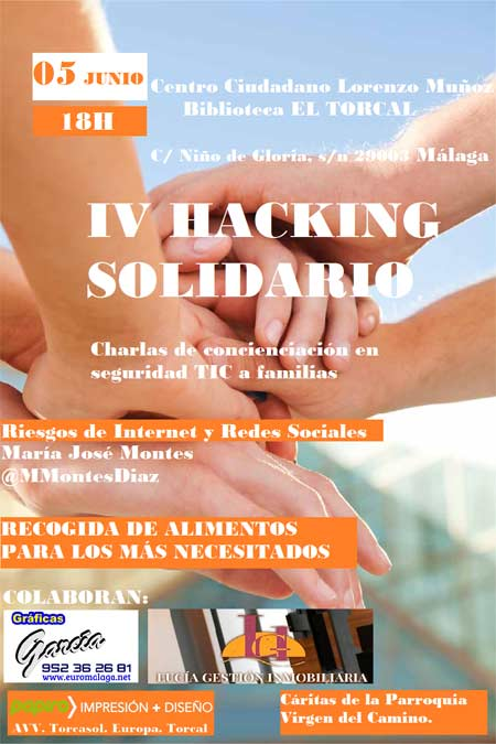 IV Hacking Solidario