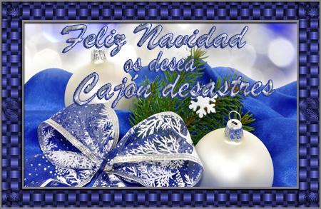 felicitacion de Navidad, Tarjeta de navidad